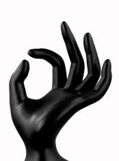 Black Female Hand