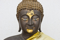 buddha image face