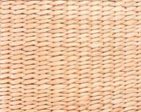 handmade braided brushwood bamboo basket detail texture
