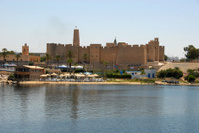 Castle on the coast