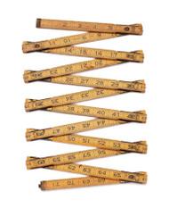 Old Carpenter Ruler