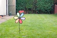 Garden windmill