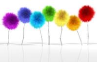 Fantasy Dandelion Trees Spectrum