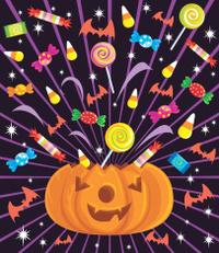 """""""Pop"""" Series - Halloween"""