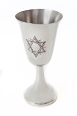Jewish Kiddush Cup