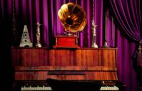 Gramophone and Piano
