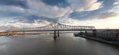 The Great New Orleans bridge