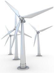 Wind-powered generator
