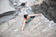 Kletterausrüstung Clipart : Sexy klettern mädchen mit gelben seil stockfotos freeimages.com