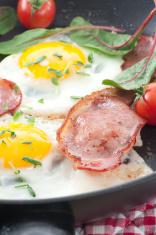 Bacon Rasher And Egg