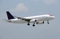Modern passenger jet