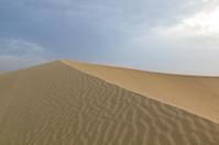 Sunrise Sand Dune