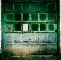 Abandonned garage