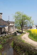 sense of  countryside in china