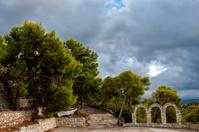 Park in Chania/Crete/Greece