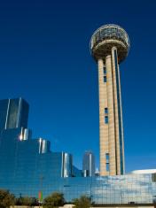 Unique  tower in Dallas
