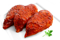 Marinated chicken filet
