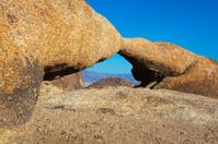 Landscape Natural Arch in the Alabama Hills