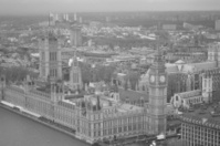 View of London, England