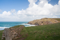 South West Coastal Path near Lands End