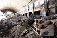 Ruins of brick