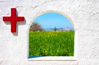 Window of Greek Church