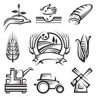 산업 아이콘: 농업 스톡 사진 - FreeImages.com