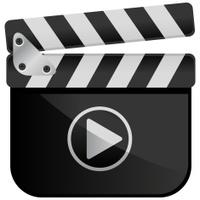 Movie Media Player Film Slate