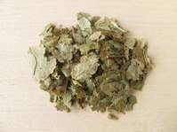 Blueberry leaves, Myrtilli folium