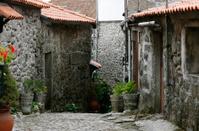 Old portuguese village