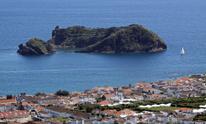Illheu de Vila Franca ( Sao Miguel, Azores)