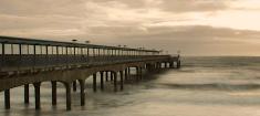 Boscombe Pier Dorset