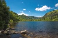 Irish Lake scape