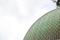 Sphere Corner Brussel Planetarium