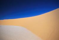 Landscape desert dune