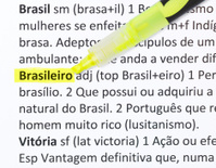 Dictionary definition of the word BRAZILIAN - Brazil