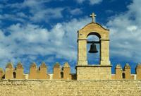 Bell, Alcazaba de Almeria, Spain