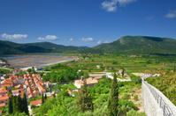 Ston. Croatia