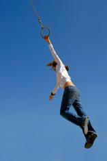 People : Woman Sky Gymnastics