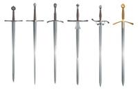 Medieval Longswords