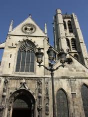 Church in Paris (France)