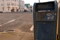 graffiti mailbox