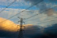 Powerlines Storm