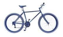 Bike Wireframe