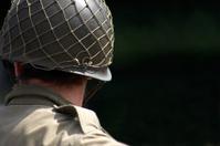 American World War 2 Soldier