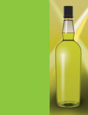 liqueur bottle