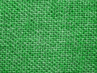 Flecked woven fabric green