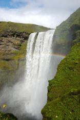 Skogarfoss waterfall, Iceland