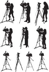 Professional Video Equipment - Videographer