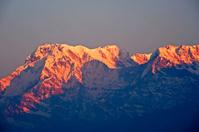 Nepal Pokhara, Fishtail peak